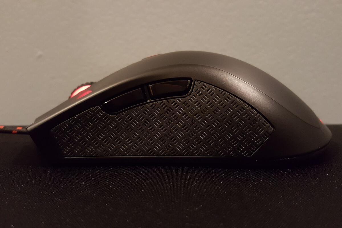 HyperX Pulsefire FPS mouse review: Popular design meets popular sensor