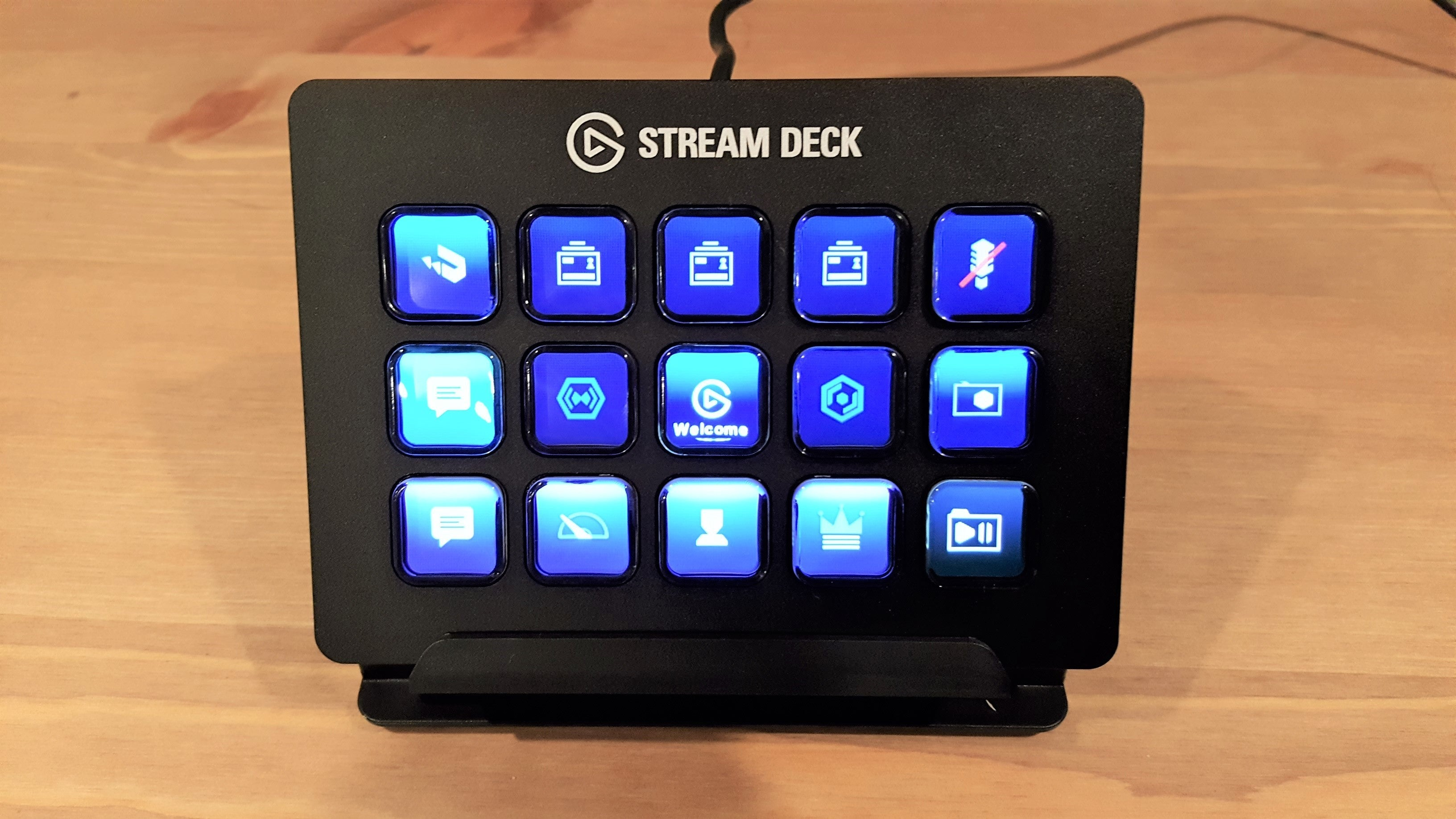 Elgato Stream Deck Review A Streamer S Best Friend Pcworld