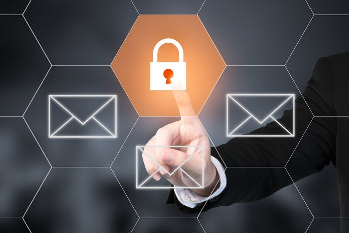 Enterprise email security: When your career is derailed by your beau