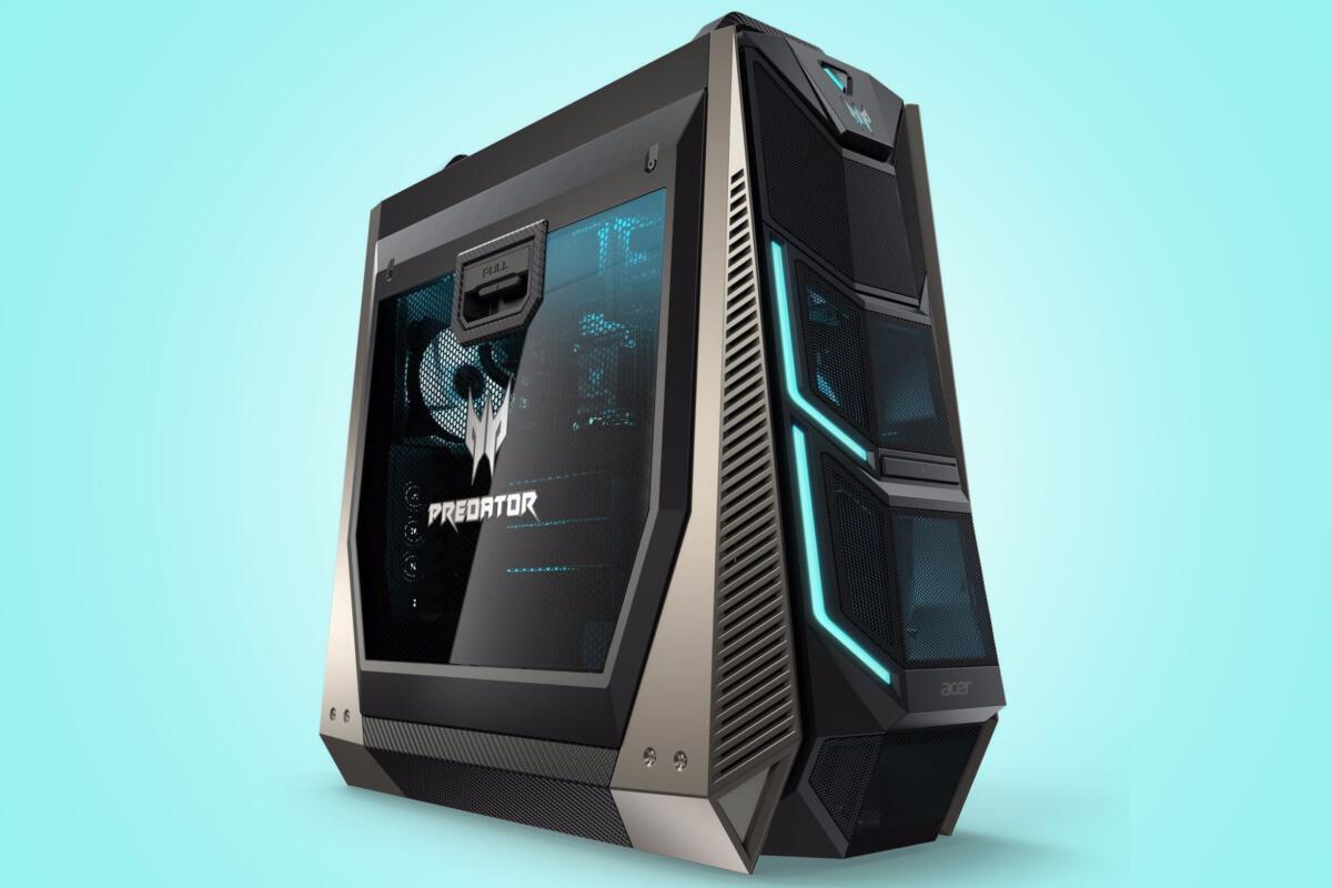 Acer Reveals Predator Orion 9000 PC Predator X35 G Sync