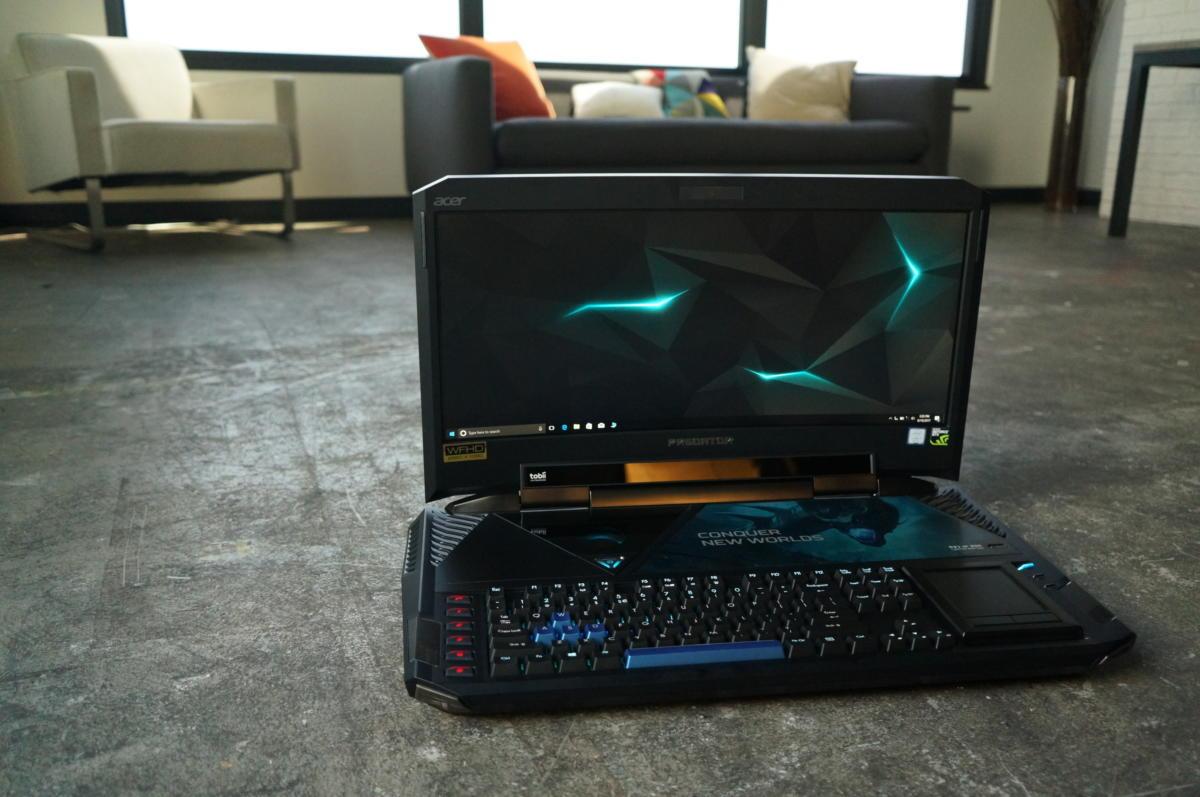 acer predator 21x giant laptop