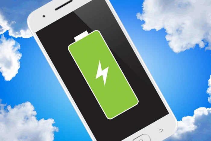 future smart phone charging without plug in the air