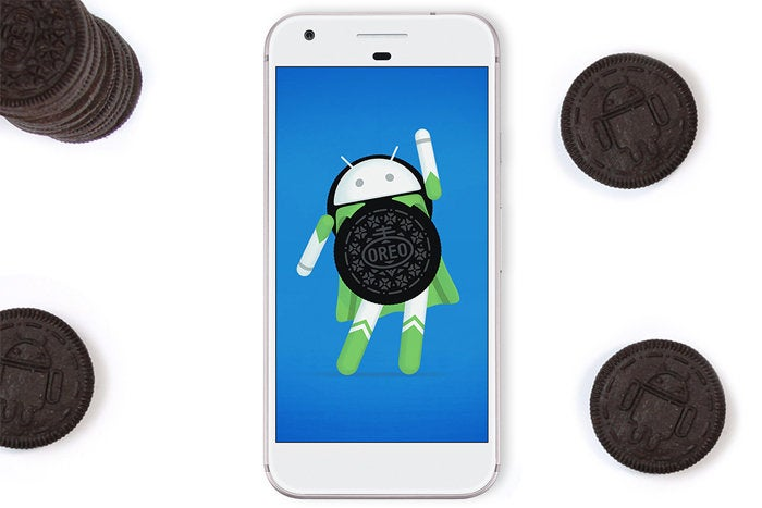 Android 8 Oreo Upgrade