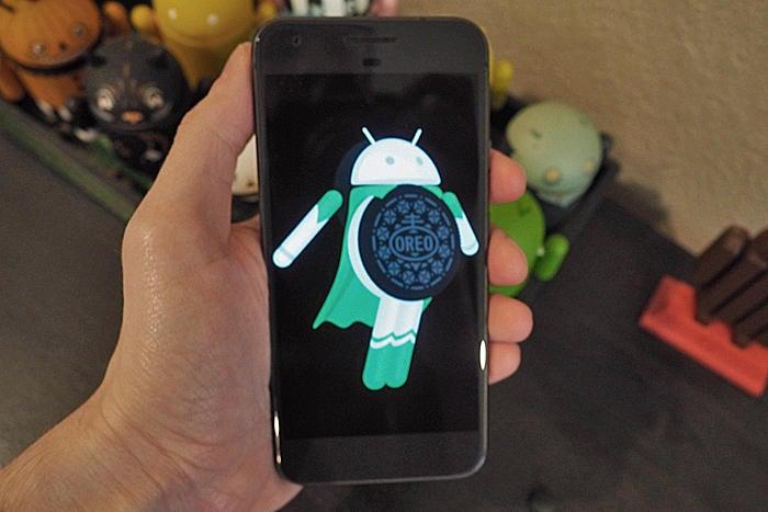 Android 8.0 Oreo Upgrade