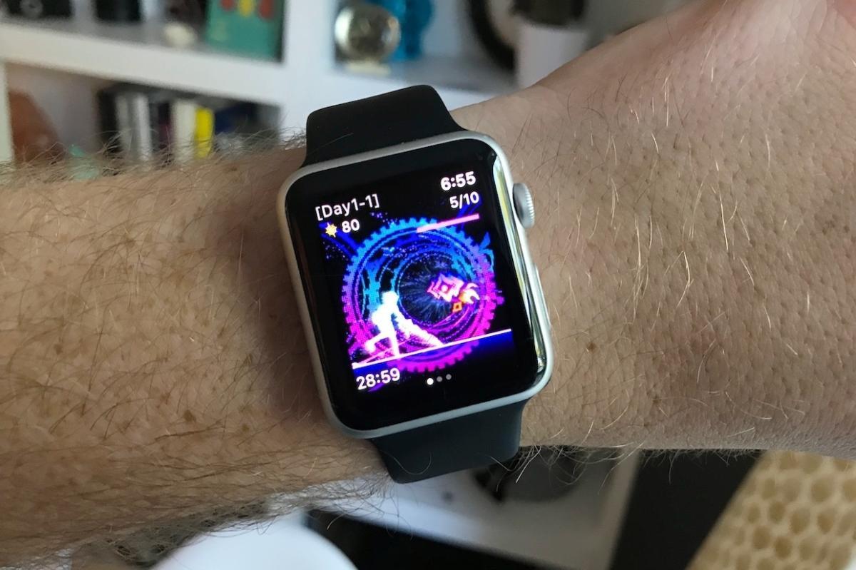 apple watch games update