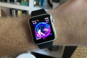 apple watch games update