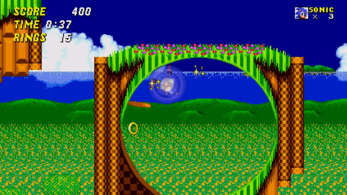 appletv games sonic2