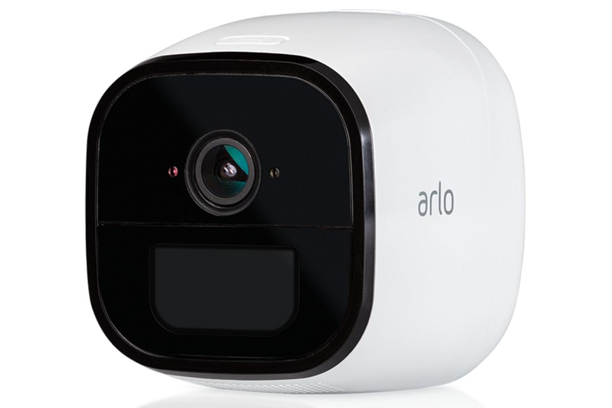 Netgear Arlo Go review: This security camera lets you roam