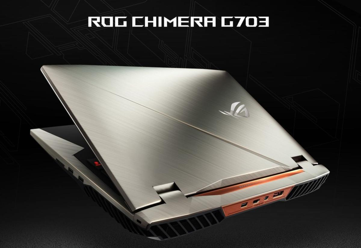 Asus ROG Chimera gaming laptop: Specs, features, 144Hz G-Sync | PCWorld