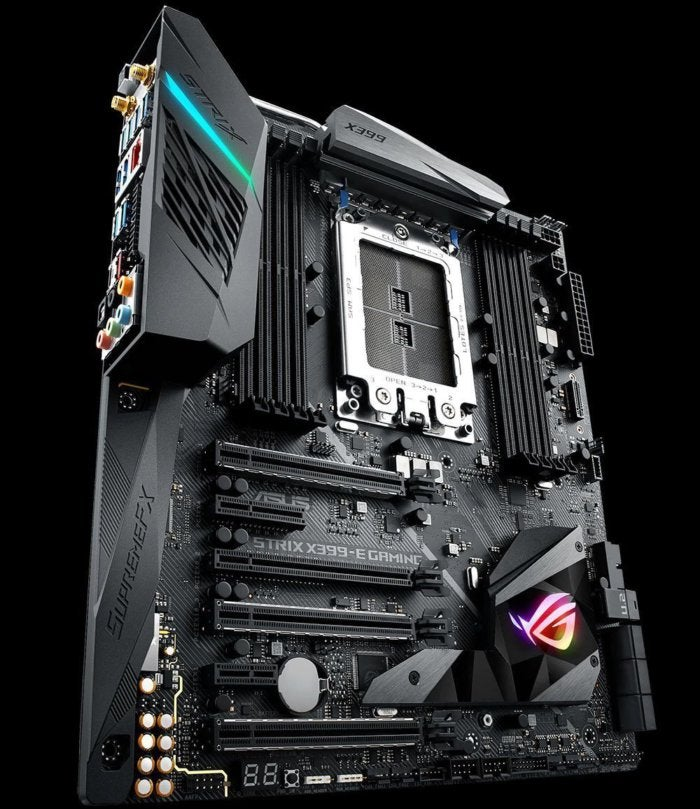 AMD Threadripper X399 motherboards: Specs, prices, features