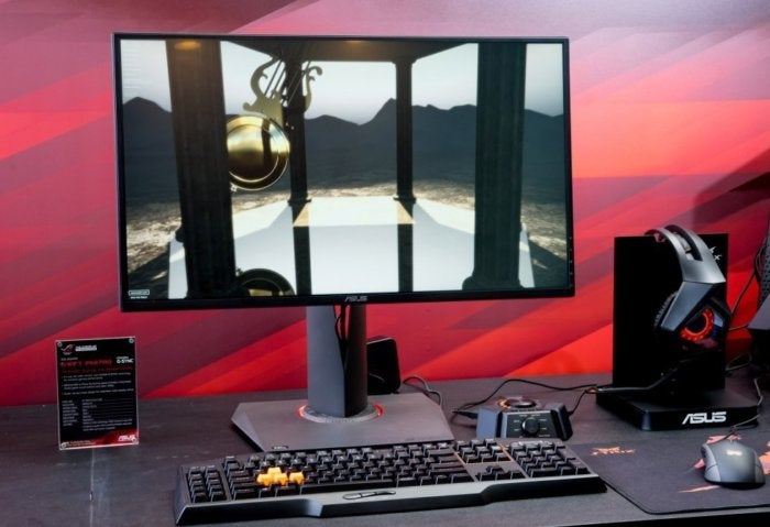 asus swift 4k monitor