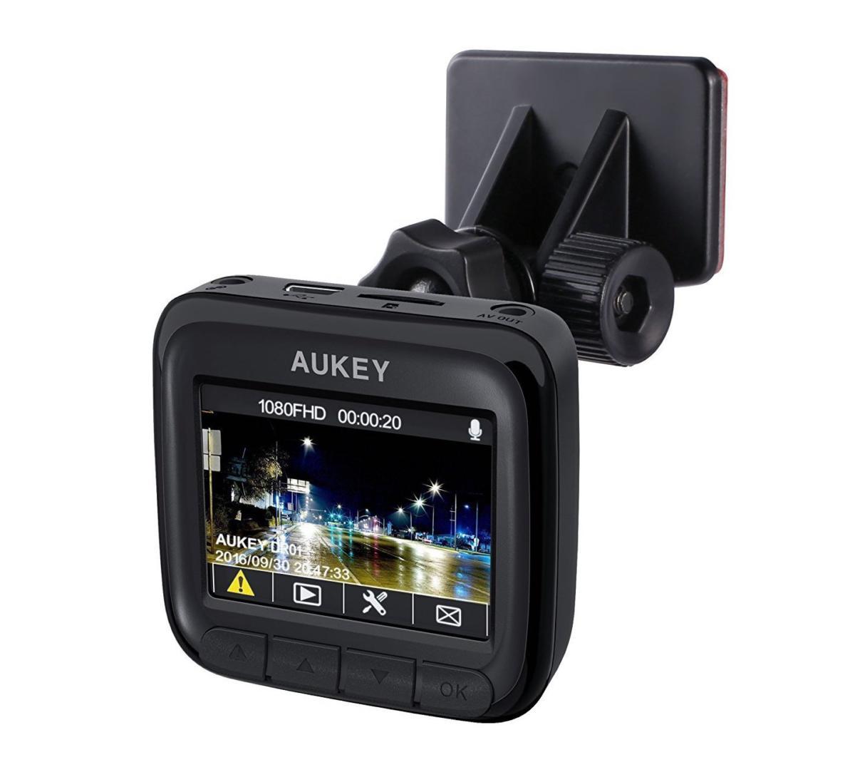 aukey dashcam