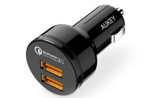aukeyquickcharge3 0