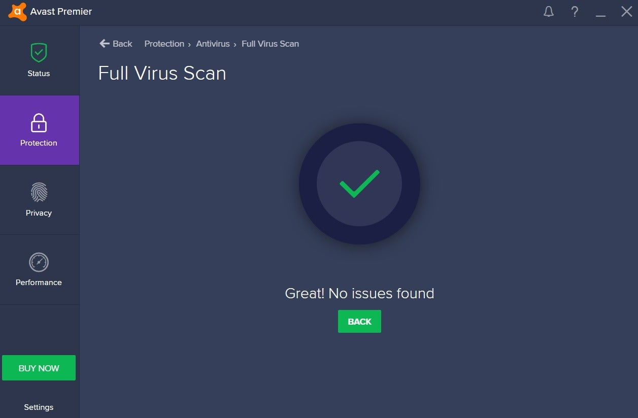 can avast detect spyware