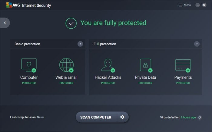 avast internet security 2012 gratuit sur 01net