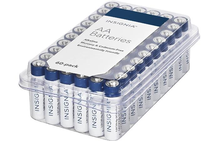 photo image Best Buy is selling 60 AA batteries for under $7