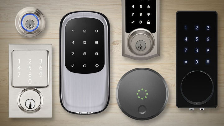 digital door lock, smart lock australia