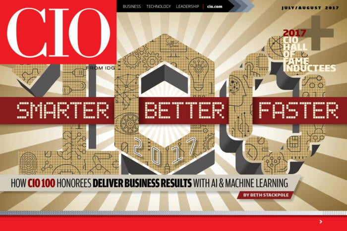 CIO July/August 2017 issue