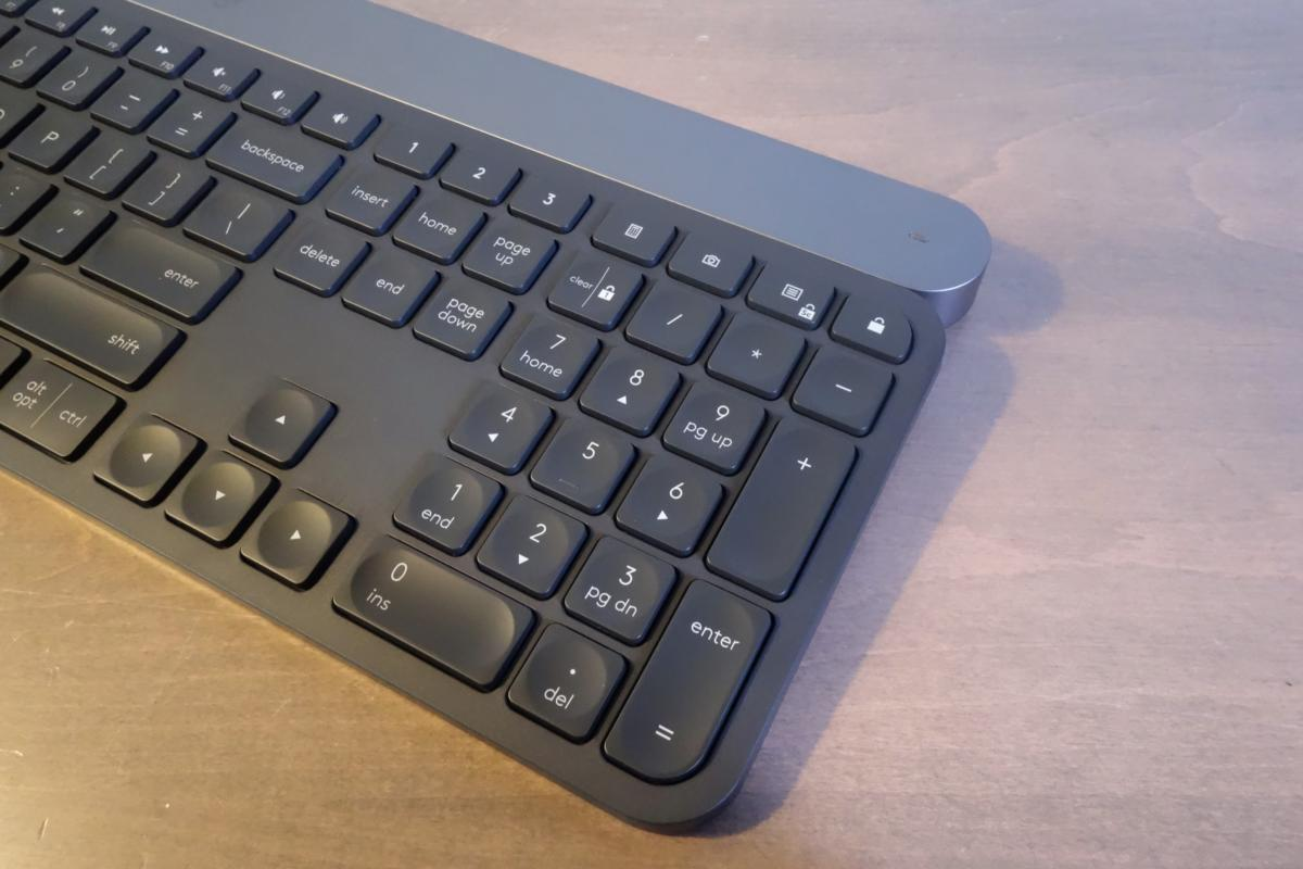 03053ebab46 Logitech Craft review: This $200 keyboard can do two things its ...