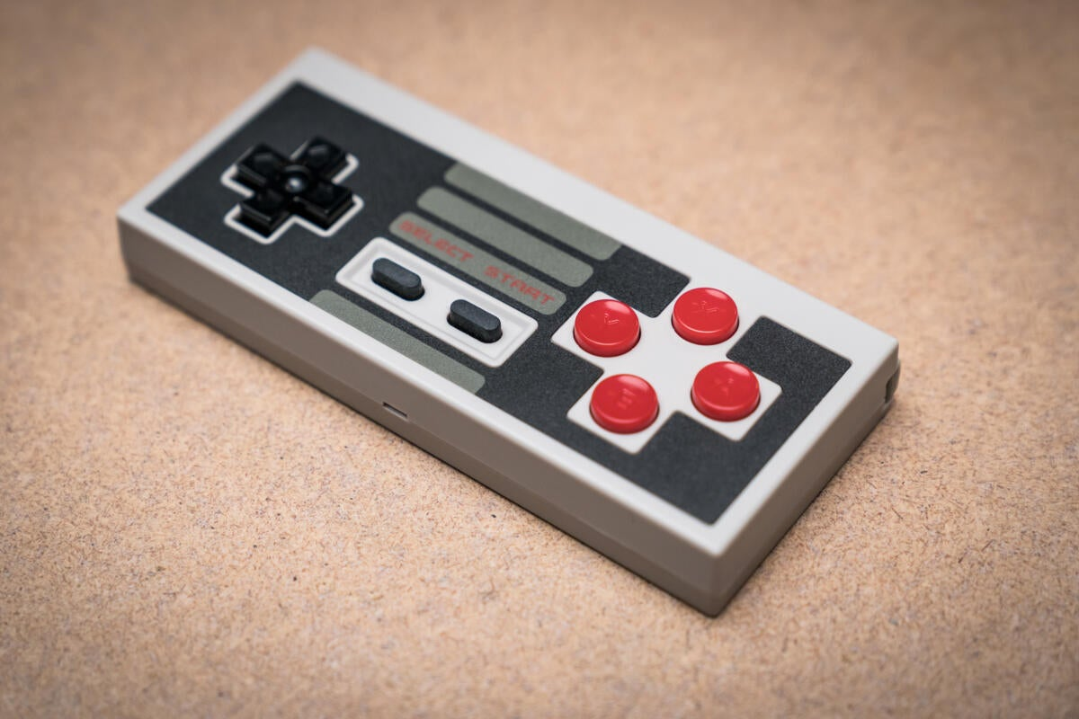 8bitdo N30 review: A stunning Nintendo-style retro
