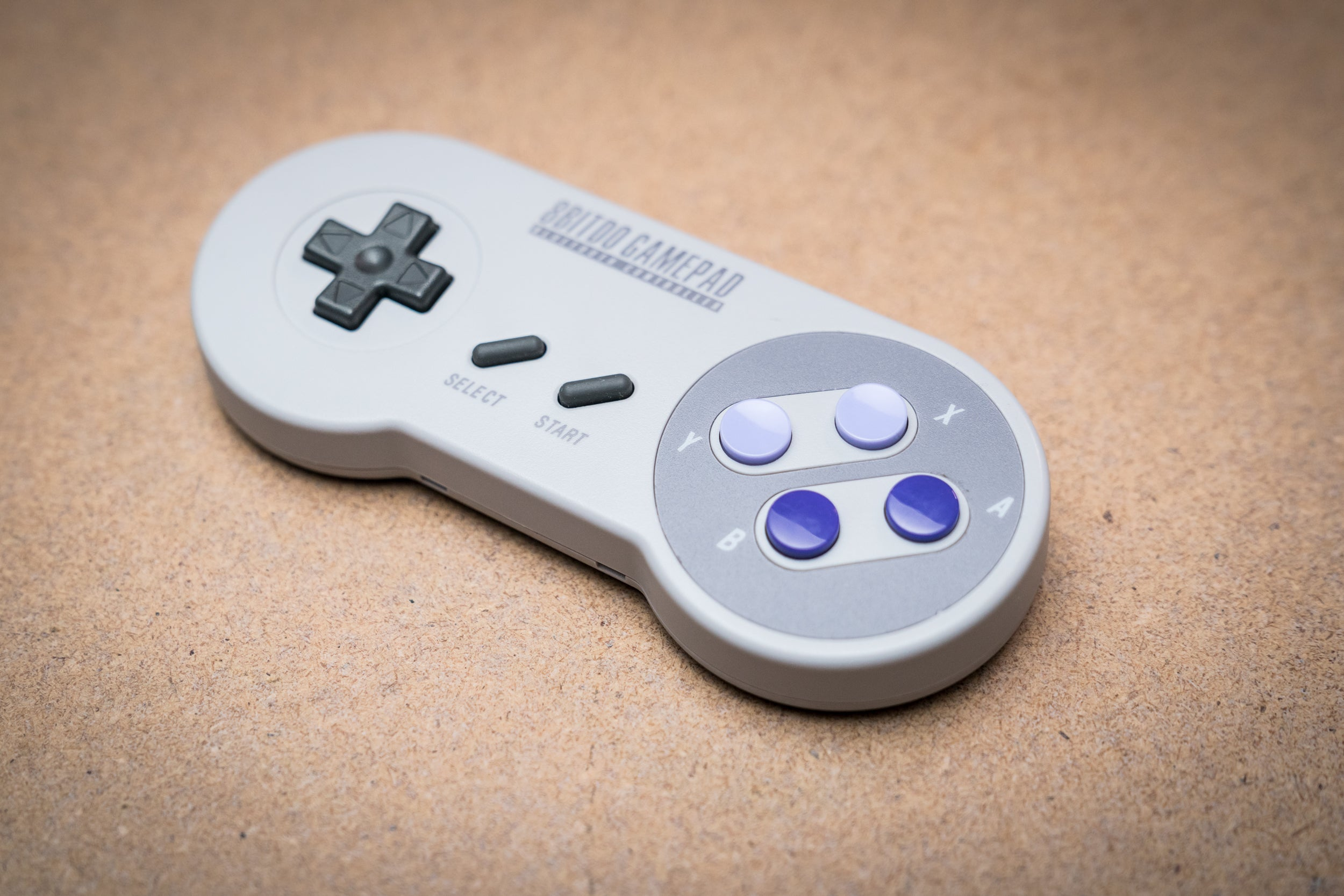 8bitdo Sn30 Review A Lovingly Crafted Super Nintendo Style Nes30 Pro Retro Bluetooth Controller For Switch Ios Android Pc Mac Gaming Pcworld
