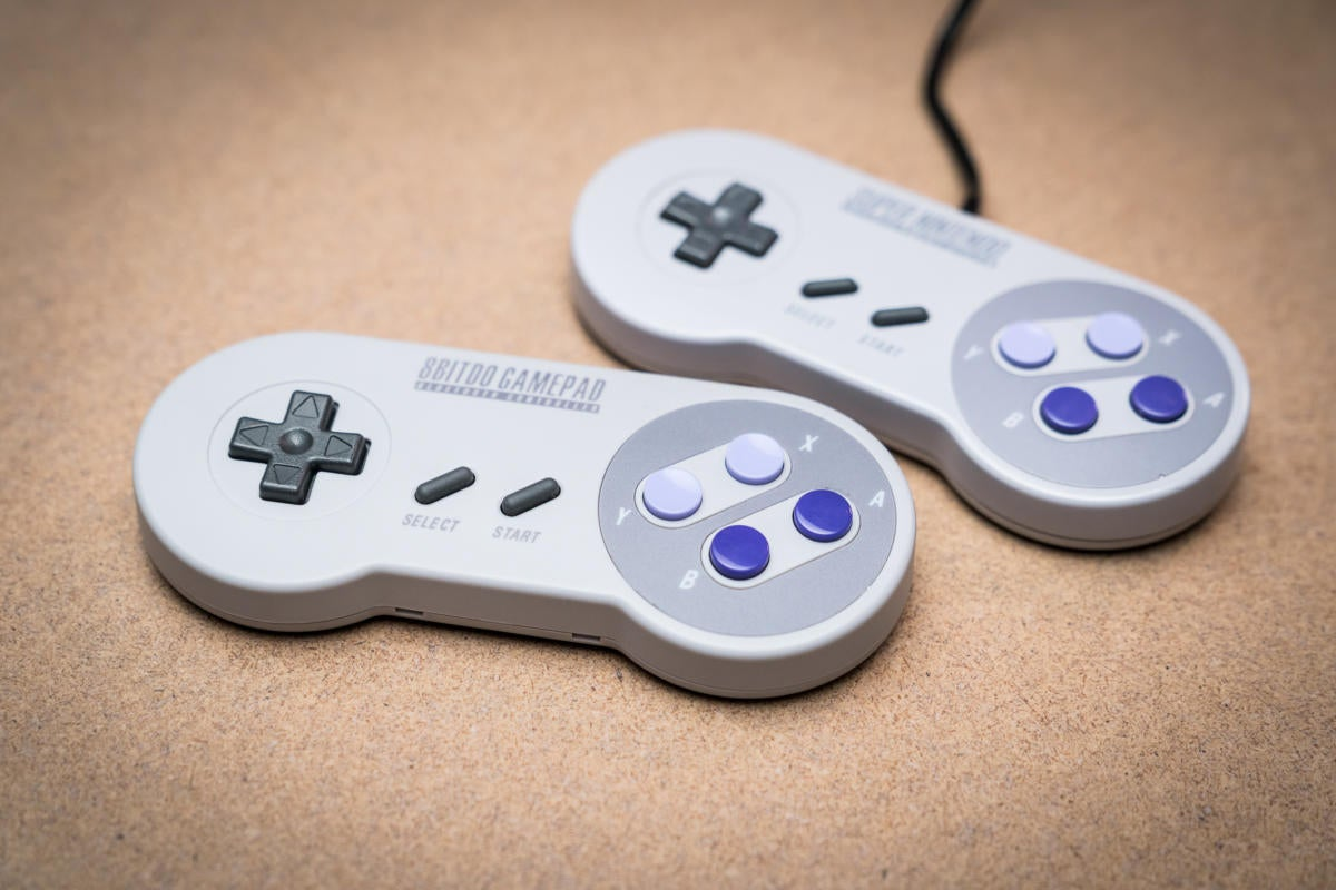 8bitdo SN30 review: A lovingly crafted Super Nintendo-style