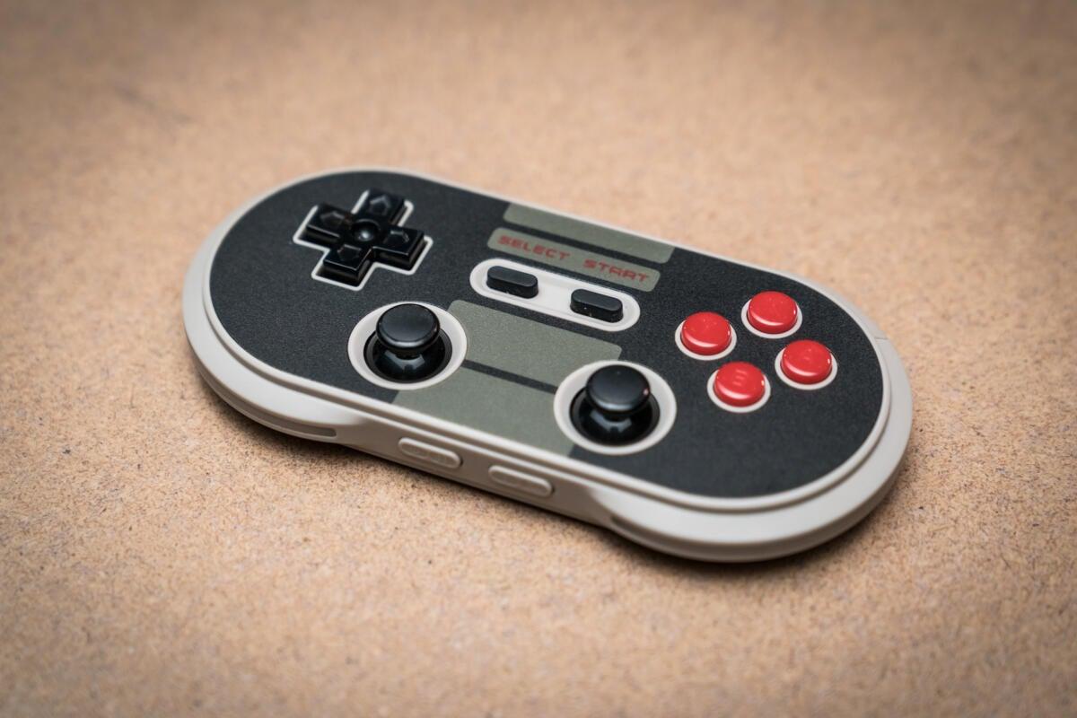 8bitdo N30 Pro review: A versatile controller with a retro Nintendo