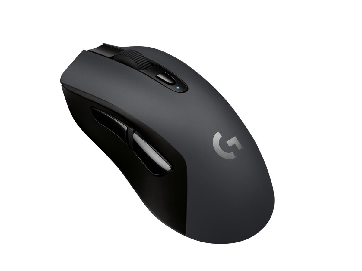 Logitech's G603 wireless mouse is powerful and long-lasting