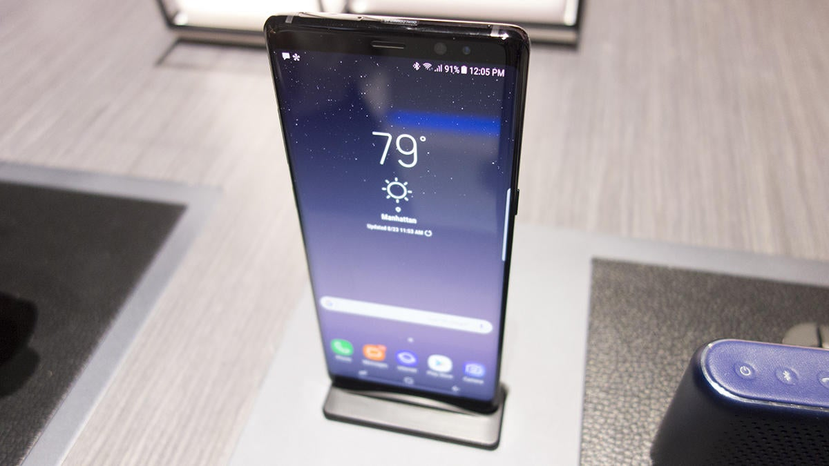 galaxy note8 front 3