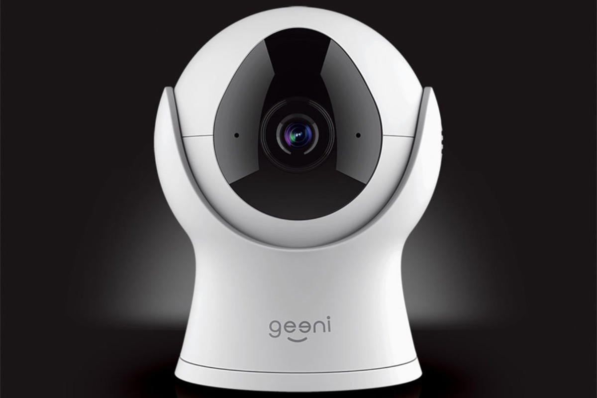 Geeni Vision 720P Smart Camera review: A basic and budget