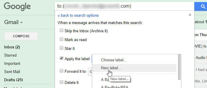 gmail how to move multiple folders to another label