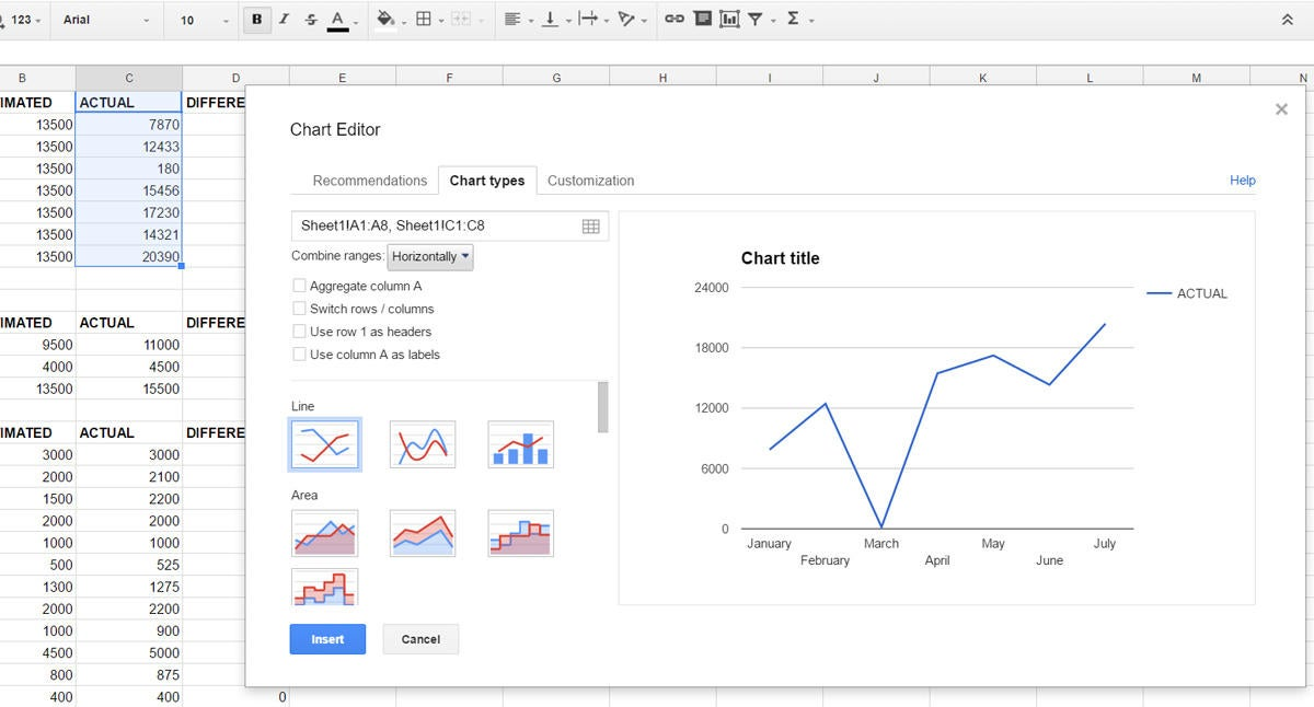 microsoft excel vs  google sheets  which works better for