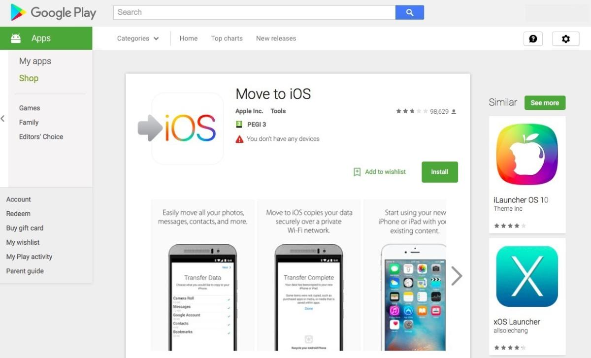 How to switch from Android to iPhone | Computerworld