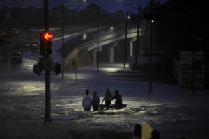IoT sensors, advanced ESRI mapping and Alexa warn residents of impending floods