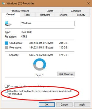 computer is slowing down windows 10
