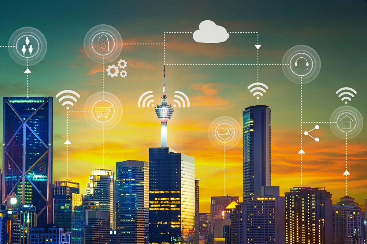 iot internet of things strategy city enterprise