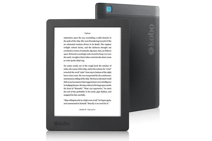 kobo aura h2o second edition