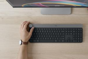logitech craft keyboard hero