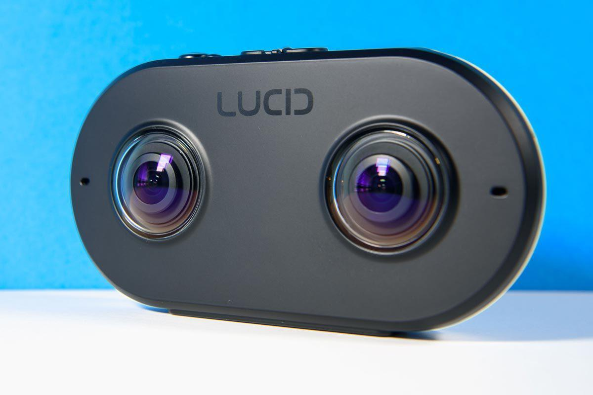 LucidCam review: Stereoscopic 3D VR creation comes to the