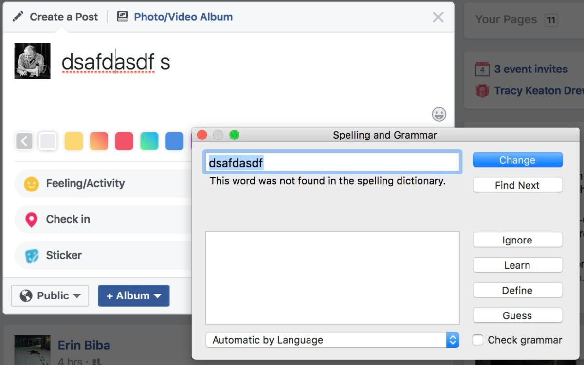 How to adjust the spell-check language in macOS | Macworld
