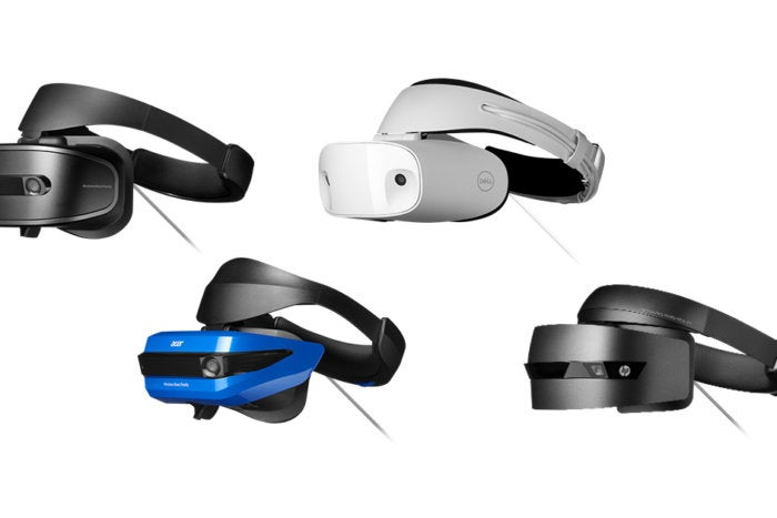 Windows Mixed Reality headsets are on sale for nearly half