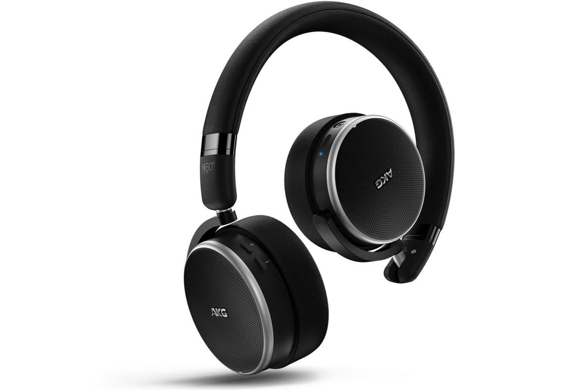 AKG N60NC Wireless noise-cancelling headphones review: They cut the