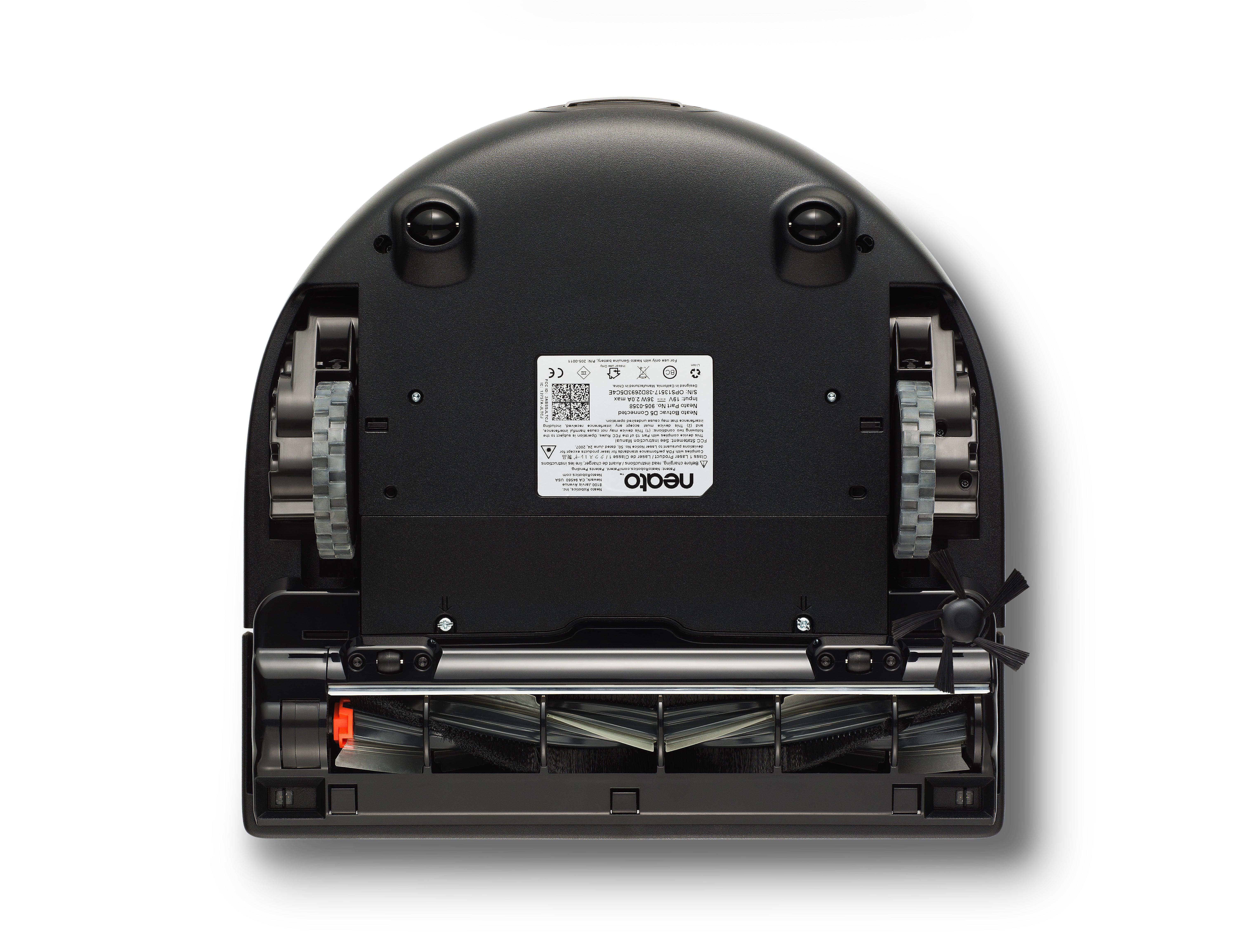 neato robotics adds  smarts   vacuum cleaners