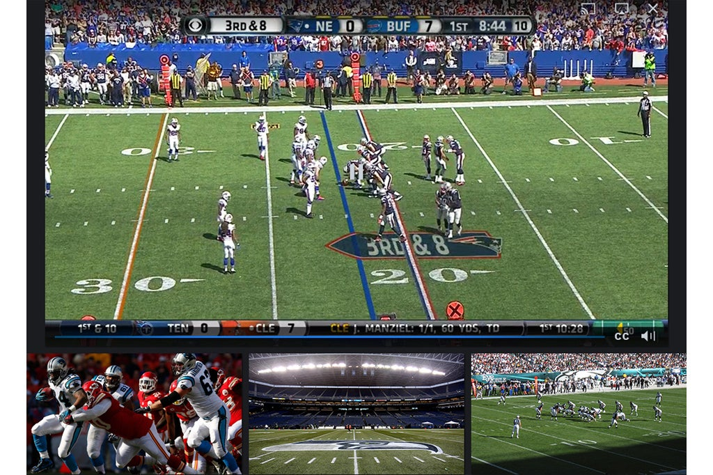Nfl Without Cable A Cord Cutter S Guide For The 2016