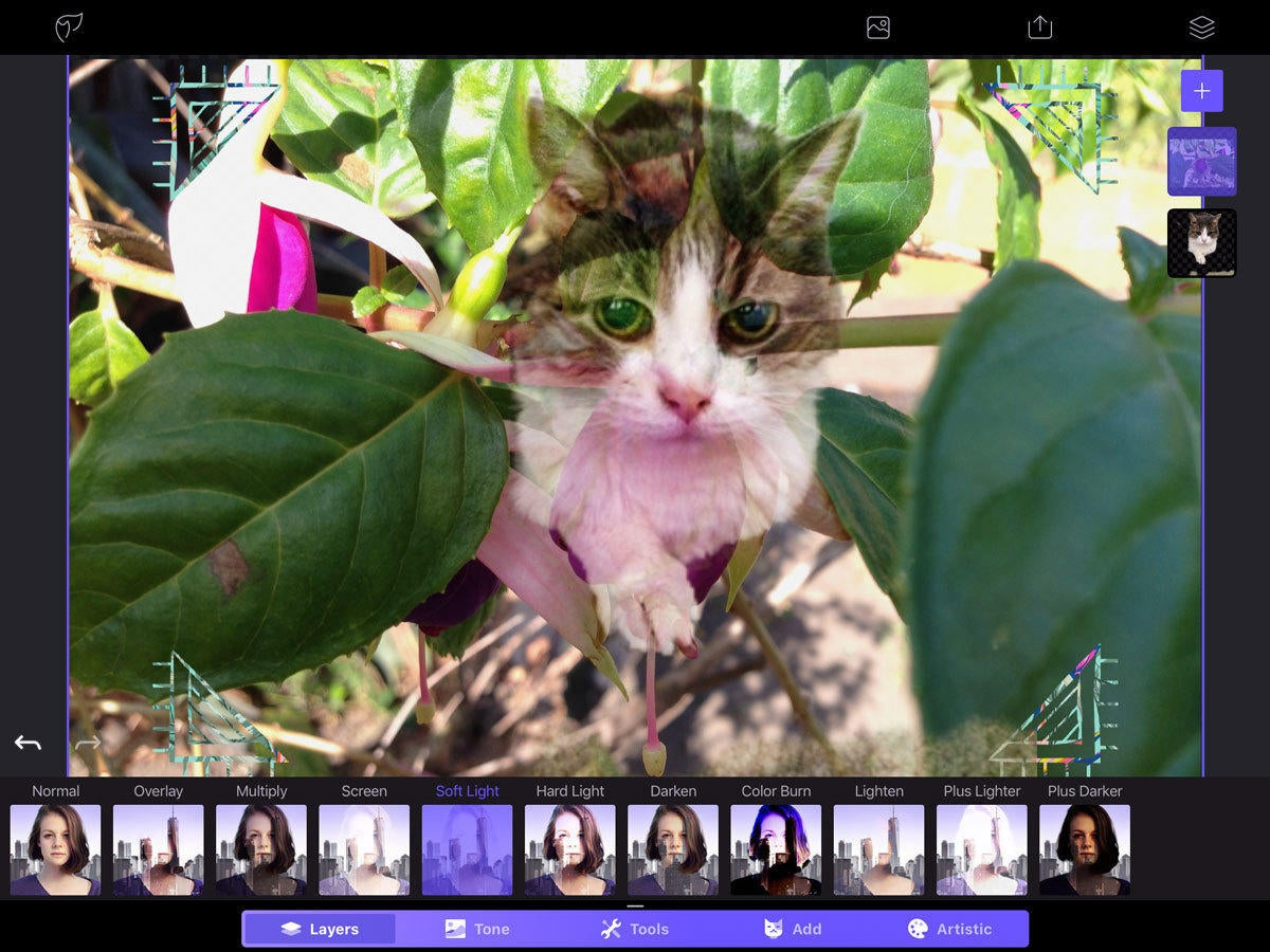 Enlight Photofox for iOS review: Transform your pictures into works