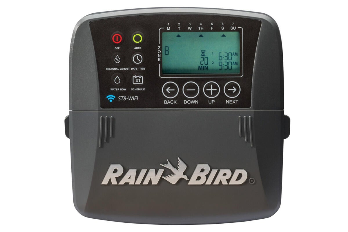 Rain Bird ST8I-WIFI Smart Irrigation Timer/Controller review