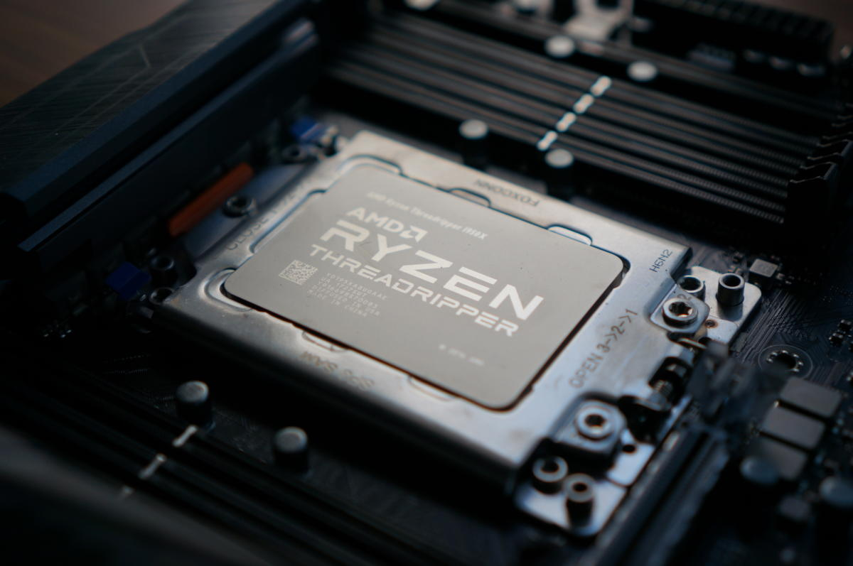 AMD's Ryzen Threadripper CPUs get free NVMe RAID support | PCWorld