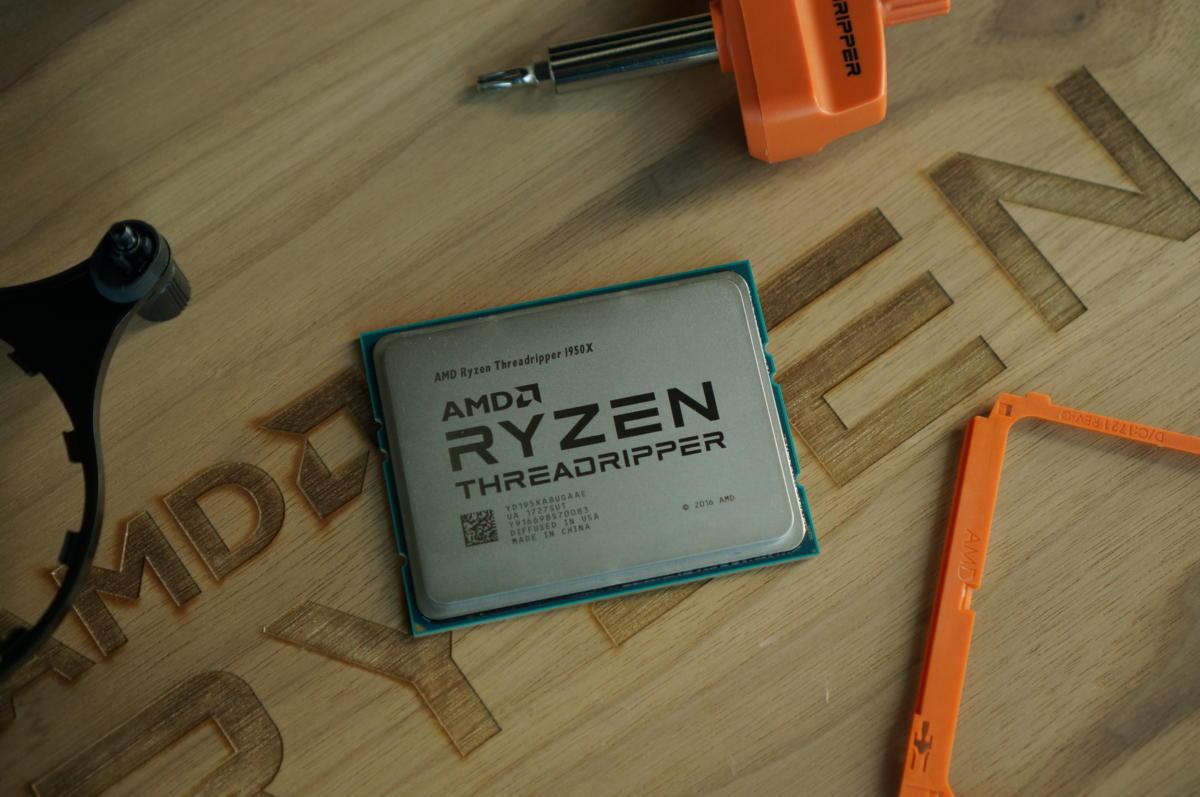 AMD Ryzen Threadripper: Prices, specs, release date