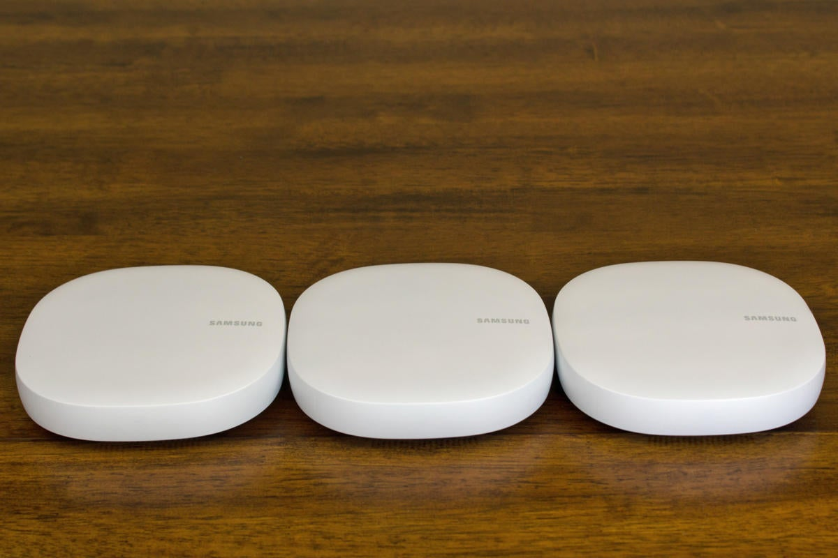 Samsung Connect Home: This router/smart-home hub combo isn't