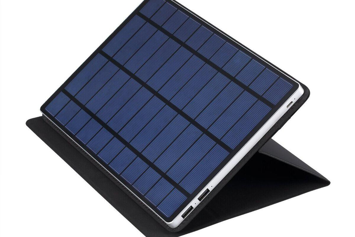 47% off  Solartab S1111 Solar Mobile Device Charger - Deal Alert